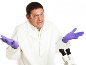 Confused Scientist