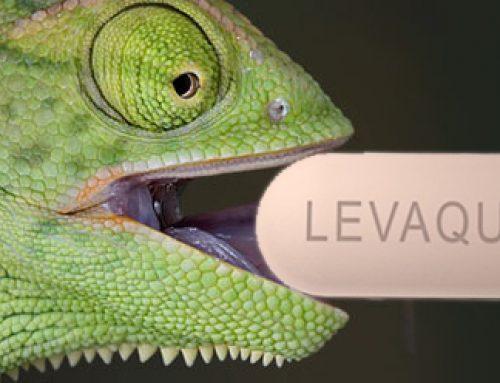 The Fluoroquinolone Chameleon