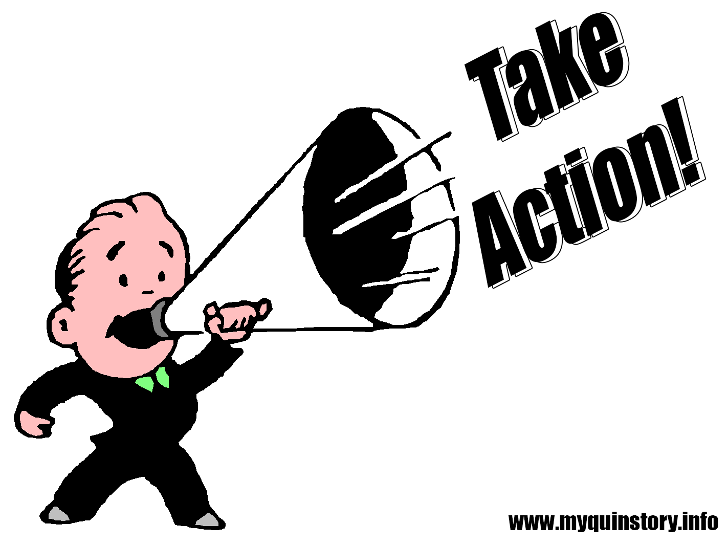 Take Action Man