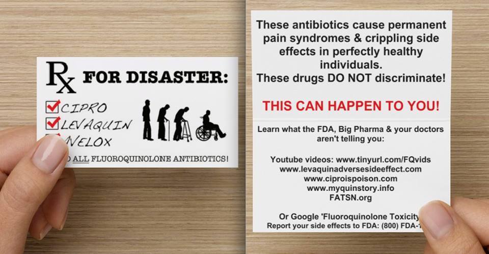 RX for disaster Cards