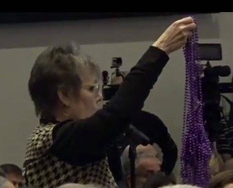 Nov 5 Purple Beads Small