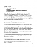 SONAR Citizens Petition re Levaquin Label June 20 2019 (002)
