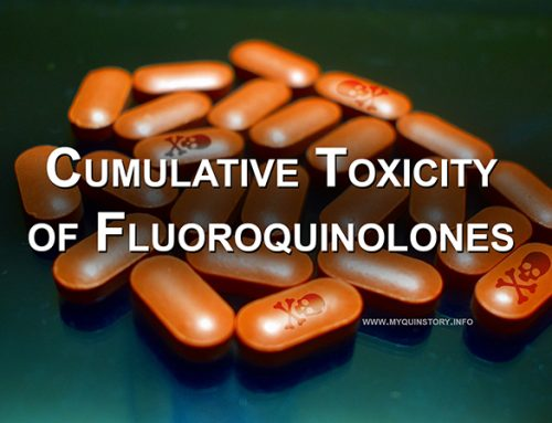Cumulative Toxicity Of The Fluoroquinolones