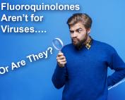 Fluoroquinolone Antivirals