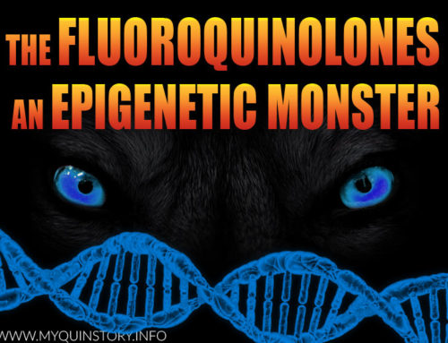 The Fluoroquinolones: An Epigenetic Monster